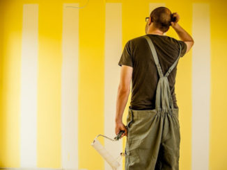 peinture batiment