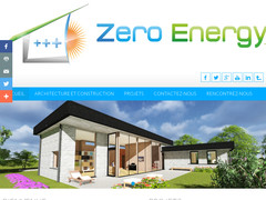 Zero Energy HOUSE - architecture et construction passive