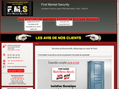 Détails : Serrurier First Market Security