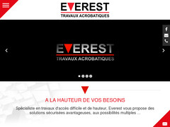 Everest travaux