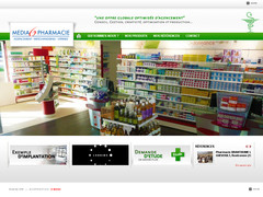 Agencement d'officine de pharmacie